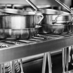 WE DELIVER A READY KITCHEN FOR THE CHEFS TO USE